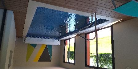 Gîte Zen piscine intérieure privée sans vis à vis Piscine intérieure privée
