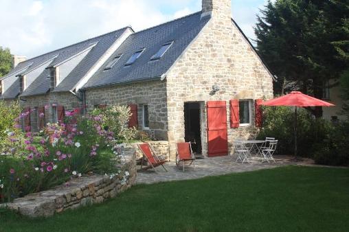 Chambre d'hote Finistère - Vue de la terrasse
