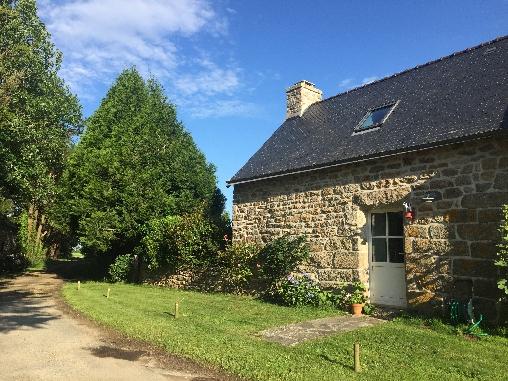 Chambre d'hote Finistère - Penty vu du chemin