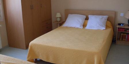 Serge Guillon Chambre avec lits de 140 et 90