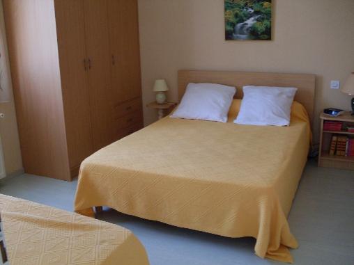 Chambre d'hote Charente-Maritime - chambre avec lits de 140 et 90