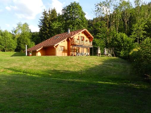 Chambre d'hote Vosges - Chalet Poème
