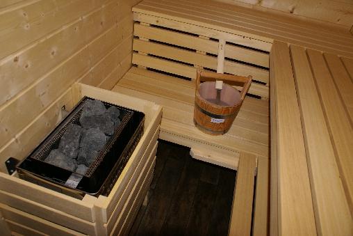 Chambre d'hote Vosges - Sauna