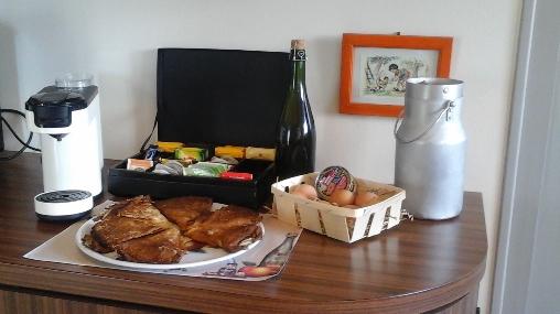 Chambre d'hote Côtes-d'Armor - Accueil
