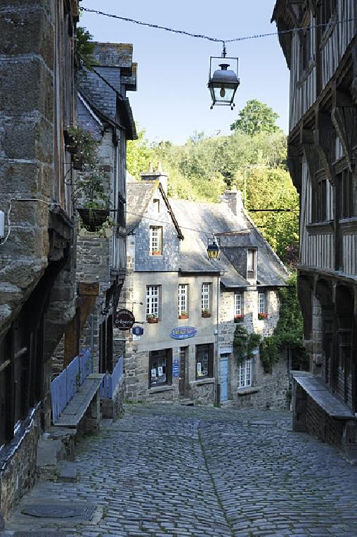 Chambre d'hote Côtes-d'Armor - DINAN cité médiéval