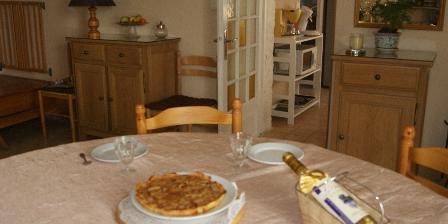Location Saisonnière Les Roses de Blanchardière Acceuil