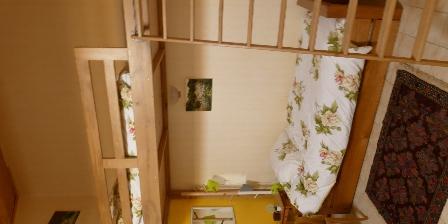 Location Saisonnière Les Roses de Blanchardière Chambre rez de chaussée