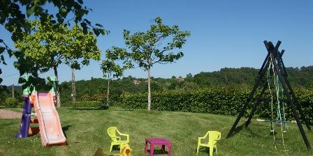 Location Saisonnière Les Roses de Blanchardière Espace jeux enfants