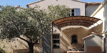 Gîte du Cigalon en Provence Exterieur gite cigalon