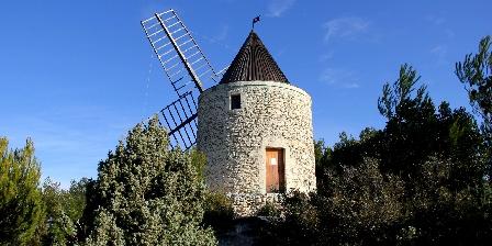 Gîte du Cigalon en Provence Moulin de boulbon