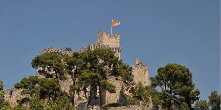 Gîte du Cigalon en Provence Chateau de Boulbon