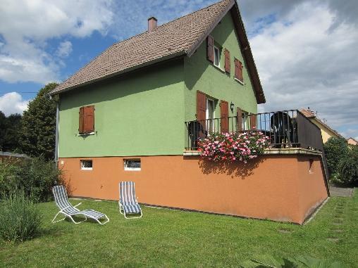 Chambre d'hote Haut-Rhin - votre gîte avec la terrasse