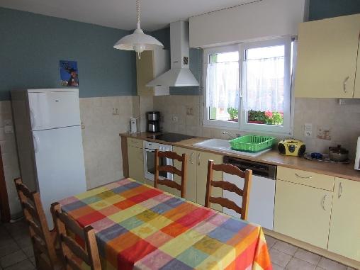 Chambre d'hote Haut-Rhin - la cuisine