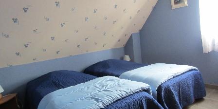 Gite Burghart Christian Chambre bleue