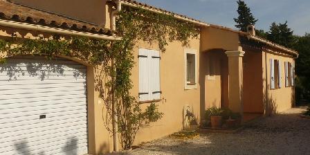 Villa avec Piscine 6 pers Golfe de St Tropez Entrée villa