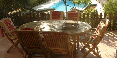 Villa avec Piscine 6 pers Golfe de St Tropez Terrasse 70 m2