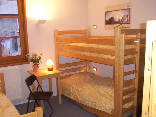 Chambre d'hote Hautes Alpes - chambre 4 places