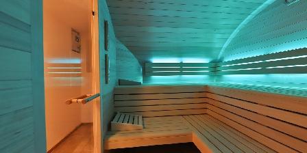 Locations des 3 Sommets Le Sauna 6 personnes en rgb
