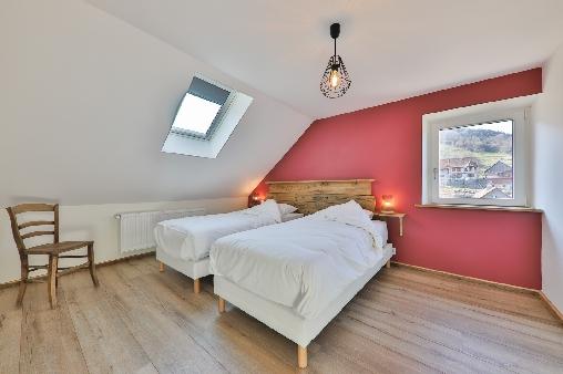 Belle chambre avec vue sur le Hohneck et le Schnepfenried