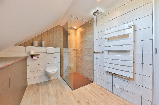 Salle de bains au 2ème étage