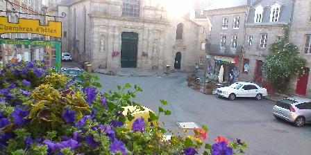 Chambres d'Hôtes à la Garde Ducale PLACE PENTHIÈVRE