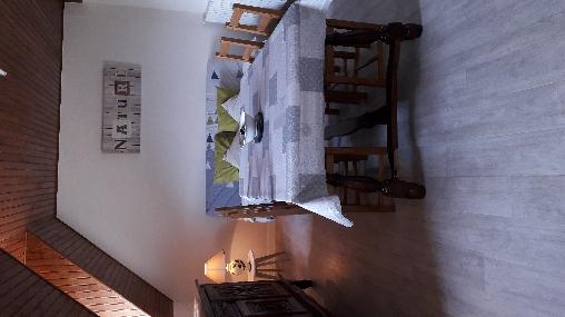Chambre d'hote Puy-de-Dôme - salle à manger du gîte