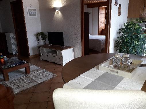 Chambre d'hote Puy-de-Dôme - chambre Le Tenon et salon privé