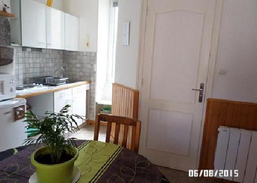 Chambre d'hote Ille-et-Vilaine - cuisine