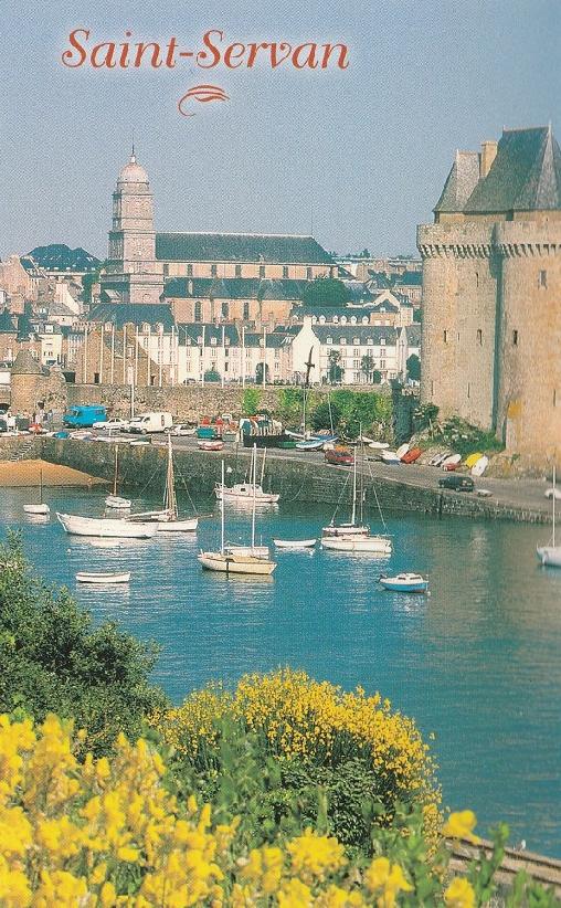 Chambre d'hote Ille-et-Vilaine - Saint-Servan sur Mer