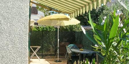 Location Saisonnière Boutonnet Terrasse