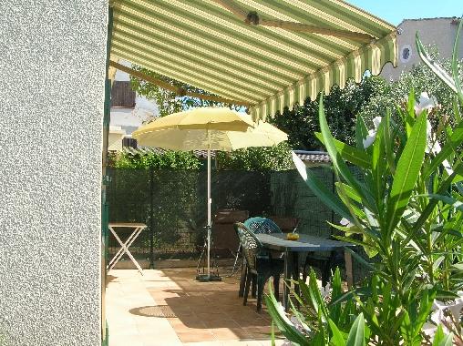 Chambre d'hote Var - terrasse