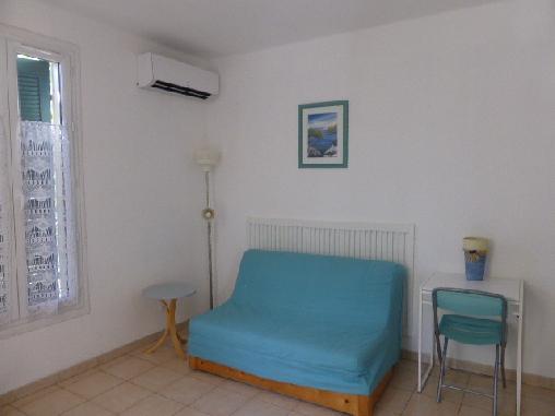Chambre d'hote Var - canape lit