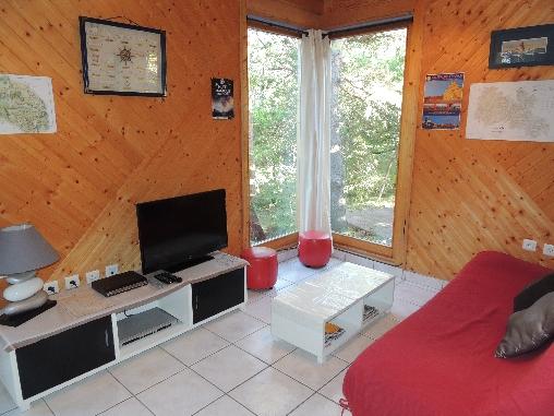 Chambre d'hote Drôme - salon
