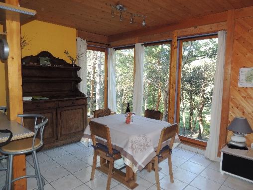 Chambre d'hote Drôme - salle à manger