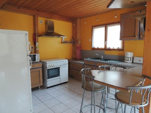 Chambre d'hote Drôme - cuisine