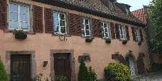 Bed & breakfasts Haut-Rhin, 75€+