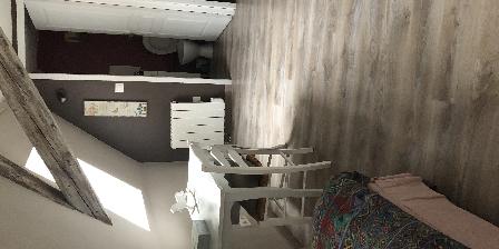 Chambres d'Hôtes Demeure d'Antan Chambre Hortense