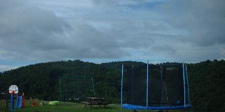 Le Fromentou - Gîte Rural 12 Personnes Pré avec jeu à 200 mètre de la location