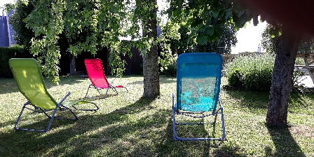 Les Criquets : Ein ferienhauser im Morbihan im Bretagne ...