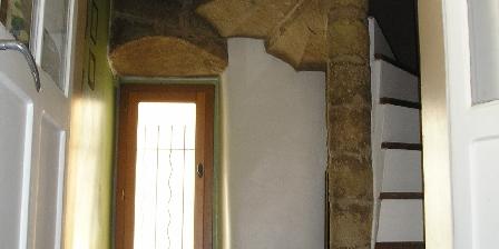 Maison de Village à Montagnac Stairs in stone