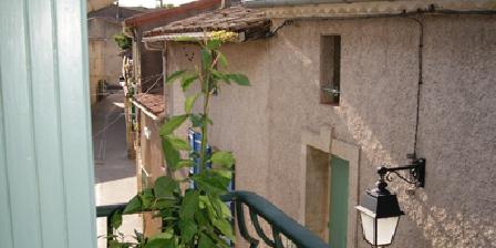 Maison de Village à Montagnac Balcony