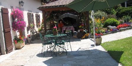 Chez Adalbert Terrasse d acceuil