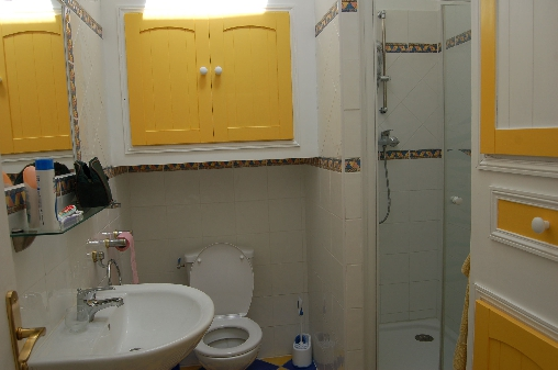 Chambre d'hote Hautes Alpes - Salle de bains