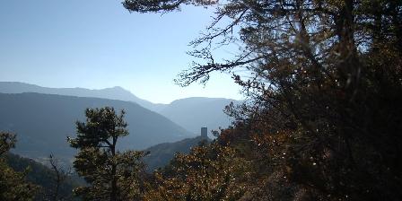 Gîte Les Fontettes Soleil sur la tour