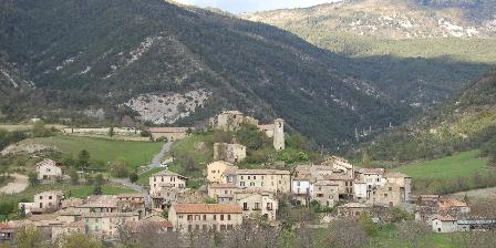 Gîte Les Fontettes Le Village