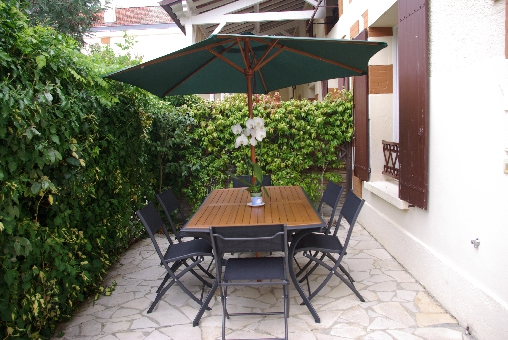 Gastzimmer Gironde -
