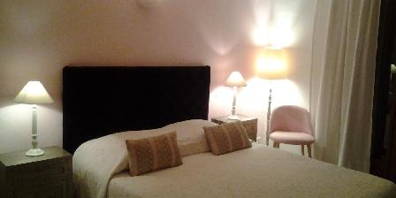 La Bergerie Pink Bedroom