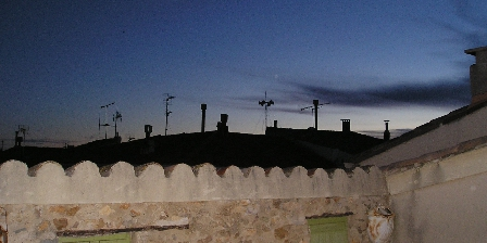 Maison de Village à Pomérols The sky of Pomérols
