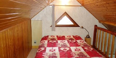 Location Saisonnière Chalet Yassete Mezzanine
