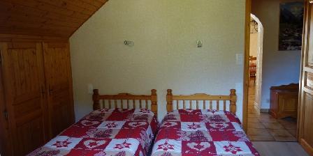 Location Saisonnière Chalet Yassete Seconde chambre